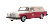 Rolls Royce Silver Shadow Krug Delivery Burgundy 1:43 TrueScale TSM124366