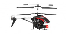WL Toys V398 3.5Ch Missile Launcher RC Helicopter
