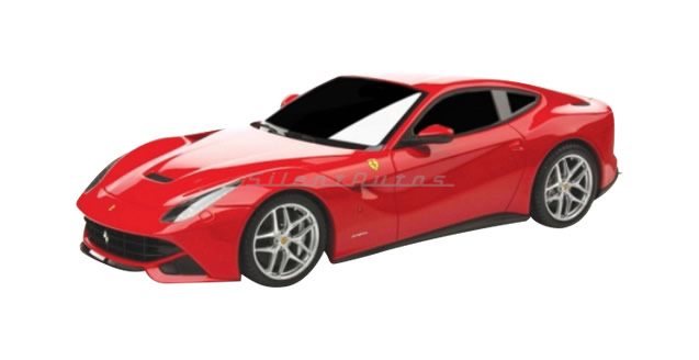 Ferrari F12 Berlinetta Red RC XQ Toys XQRC18-19AA