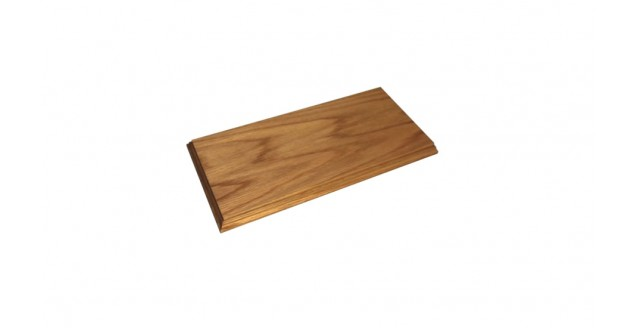 Oak Wood Display Base for 1:43 Scale Model Cars