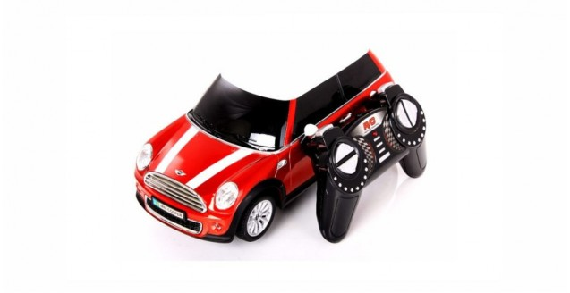 BMW Mini Cooper Red RC