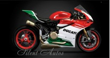 Ducati 1299 Panigale R Final Edition 1:4 Pocher HK117