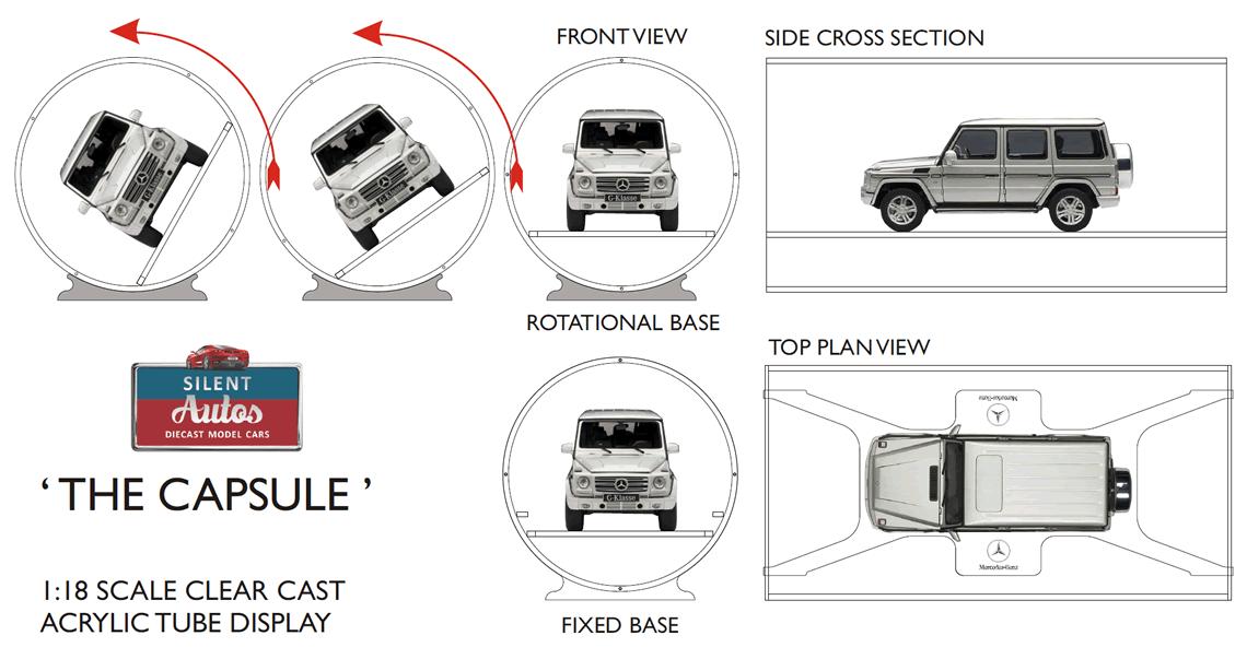 diagram scale model cars
